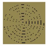 Circuite magnetice  cu metal detector